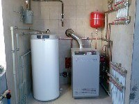 монтаж отопления в Ишимбае